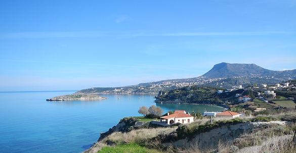 village in Crete