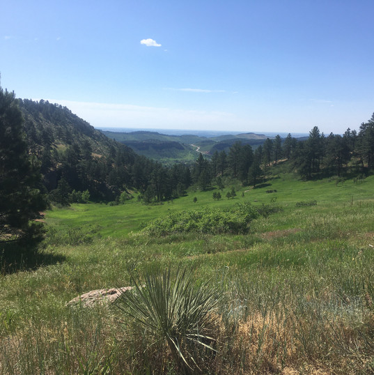 Horsetooth Mountain Open Space