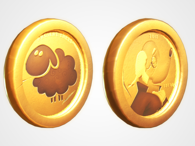 """Sheep Coin"""