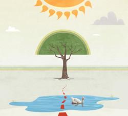 """God Damn Duck Pond"""