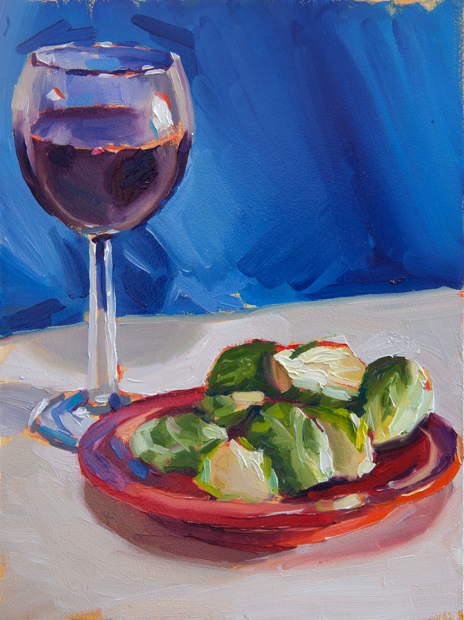 """Brussels & Wine"""