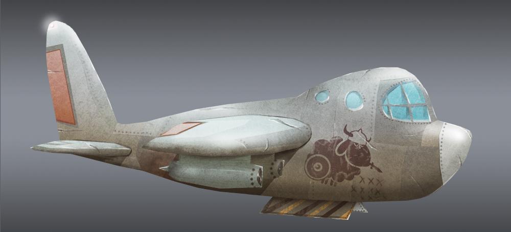 """""""Mole Word Jet Concept"""""""