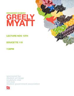Greely Myatt Poster