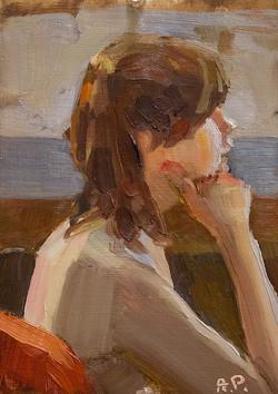 """""""Figure Study"""" (Alla Prima)"""