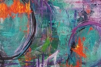 Trinity (medium large canvas)