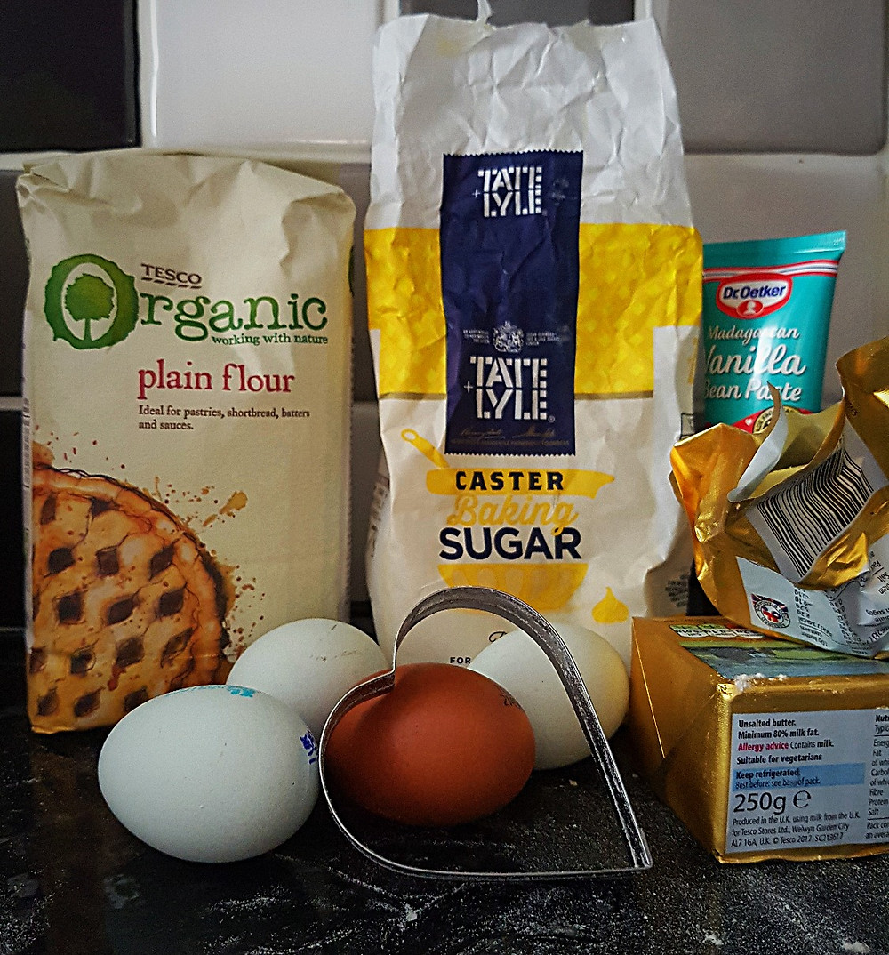 Homemade Biscuit Ingredients - River Sea Childcare - Childminder in Reading, Berkshire