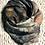 Thumbnail: Forest Silk Scarf Colour Iron