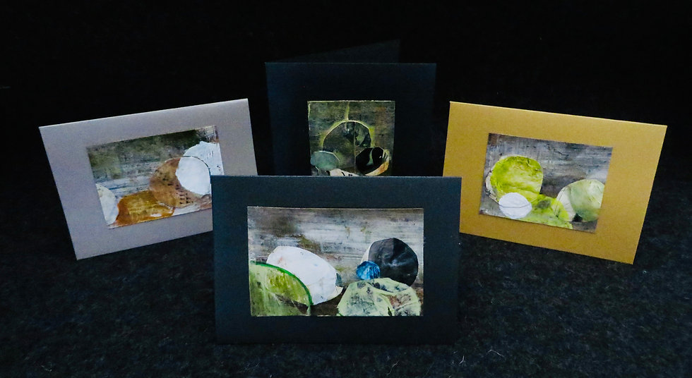 Art Gift Card - Rock Collection