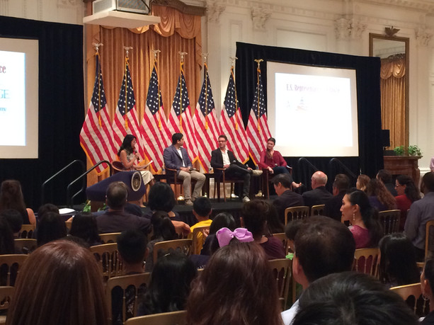 STEM Education Panel hosted by US Rep. Royce (Moderator)