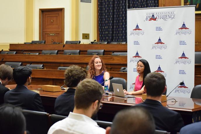 Congressional App Challenge Briefing (Speaker)