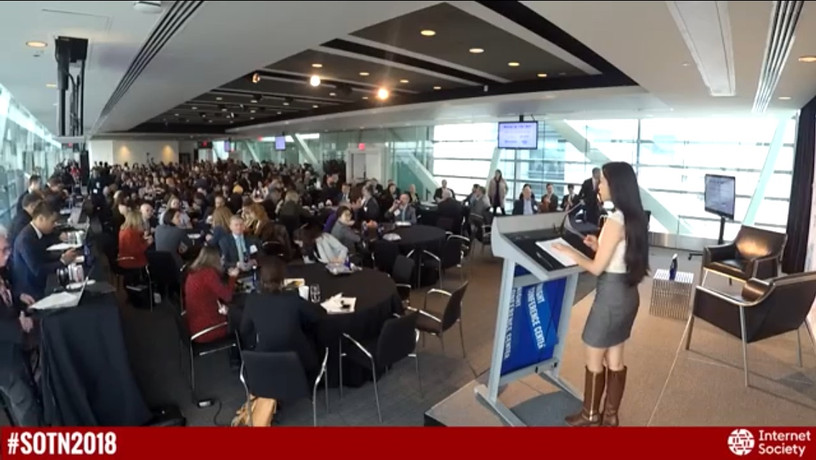 2018 State Of The Net Conference (#SOTN 2018)