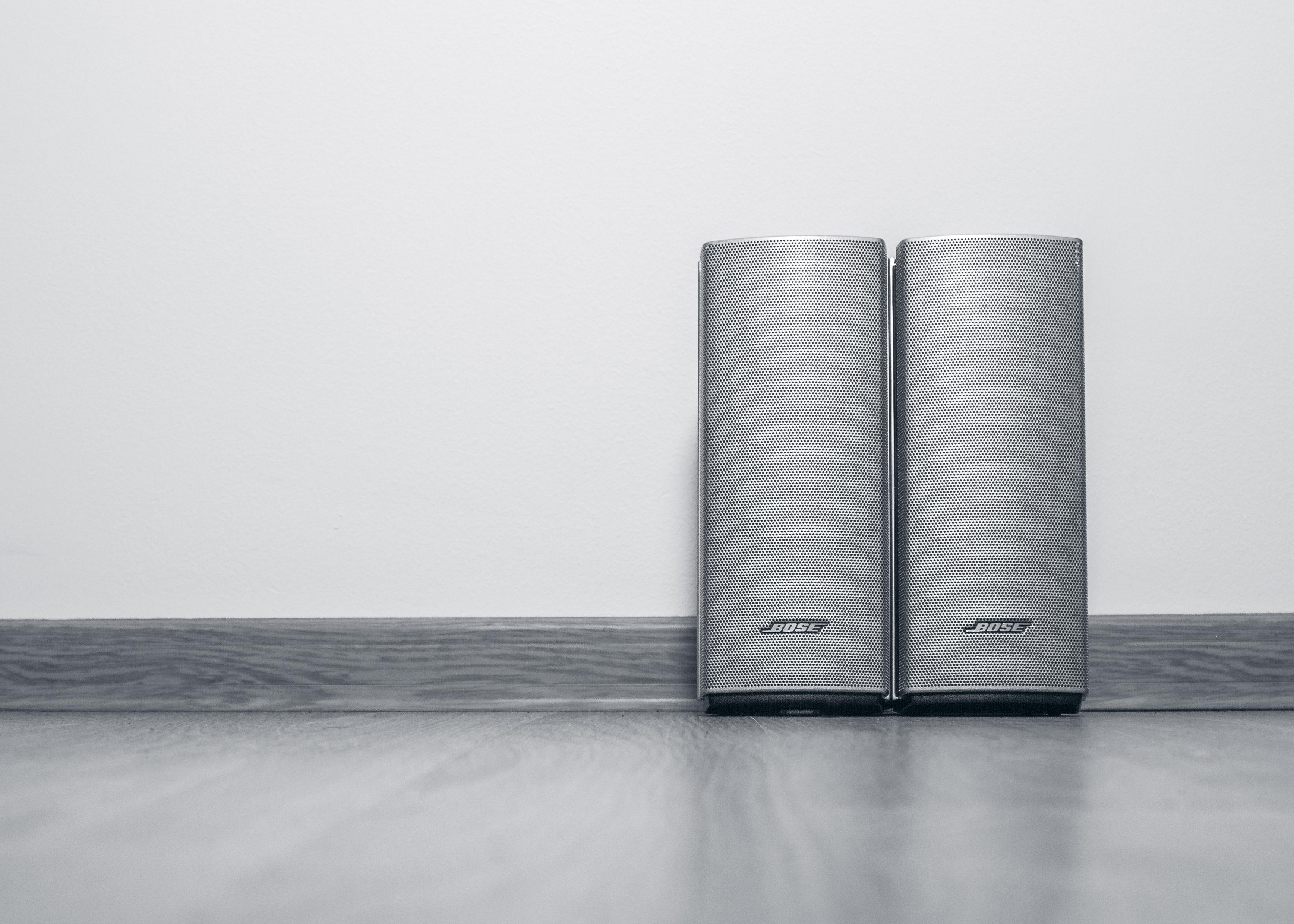BOSE audio installations