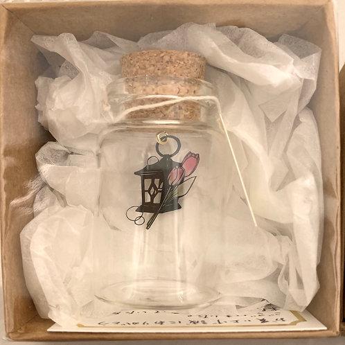 ハース代恵 作「小さな小瓶の物語」21