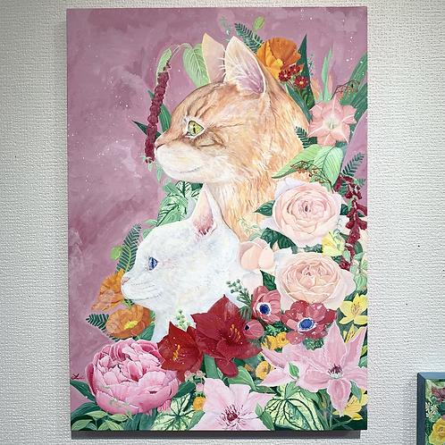 yuri 作「花の中」