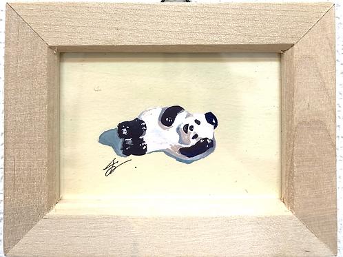 千宙 作「panda」