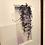 Thumbnail: 椿あぐり 作「めぐる季節のお庭シリーズ-藤と雀-」