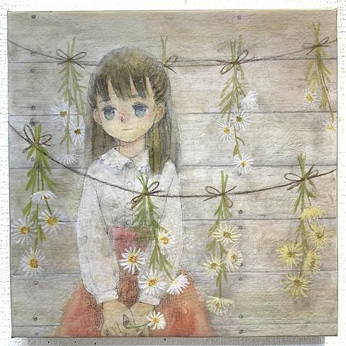 チヨト 作「乾花部屋」
