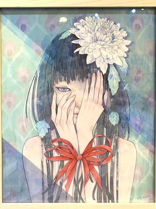 木村智博 作 「私だけをみて欲しい」