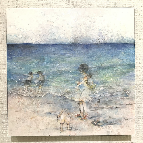 逢い 作「白浪浜に行きたい」