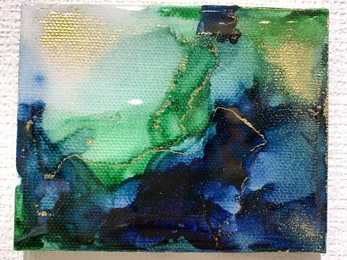 kana. 作「緑の季節」