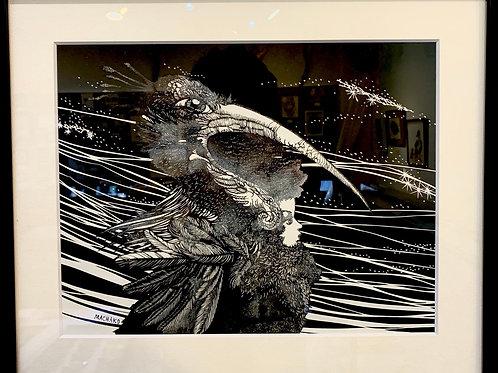 川瀬雅子 作品「風見Ⅰ」
