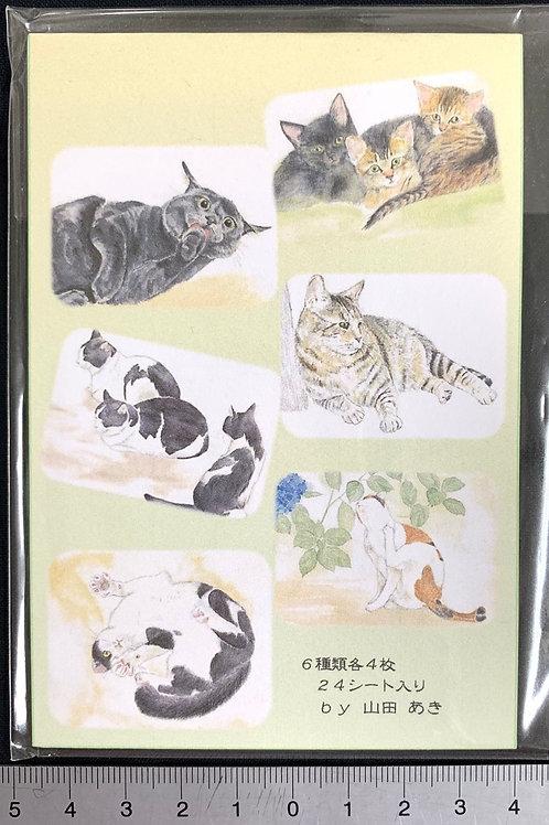 山田あき/ネコメモ帳