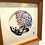 "Thumbnail: 椿あぐり 作「めぐる季節のお庭シリーズ""円""-紫陽花と雀-」"