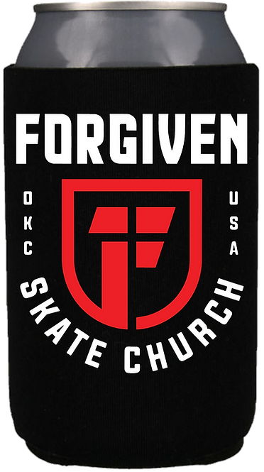 FORGIVEN SKATE - KOOZIES