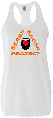 Beard Love Bacon Project - Logo Tank