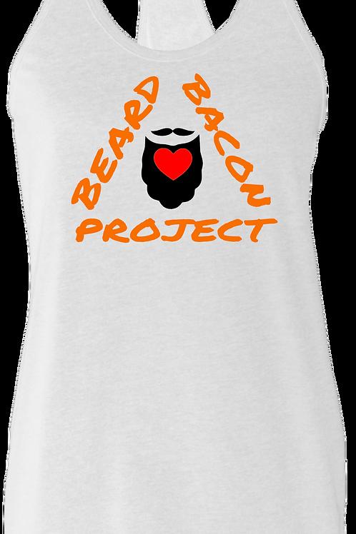 Beard Love Bacon Project - Logo Tank