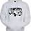 Thumbnail: A Wild Ride Called Life - Bus Outline Hoodie