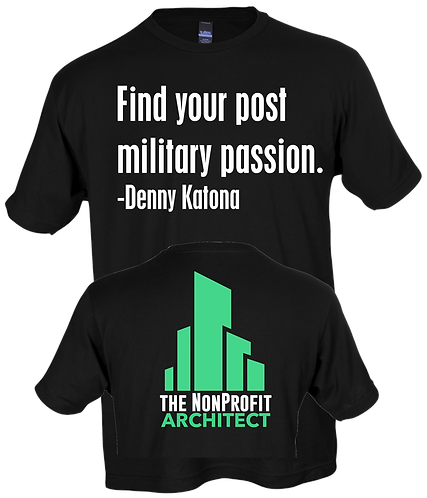 Find Your Post Military Passion.