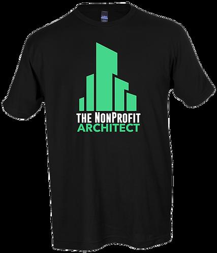 The NonProfit Architect - Logo T-Shirt