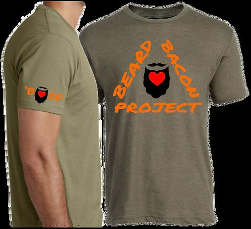 Beard Love Bacon Project Shirt