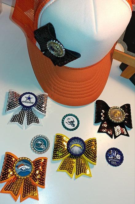 Custom Bow Hats