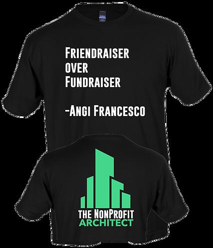Friendraiser over Fundraiser