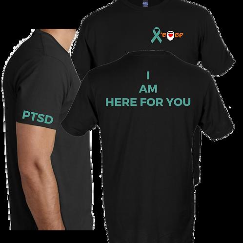 Beard Love Bacon Project - PTSD Awareness Shirt