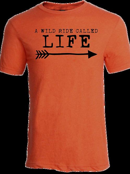 A WildRide Called Life - Arrow Logo