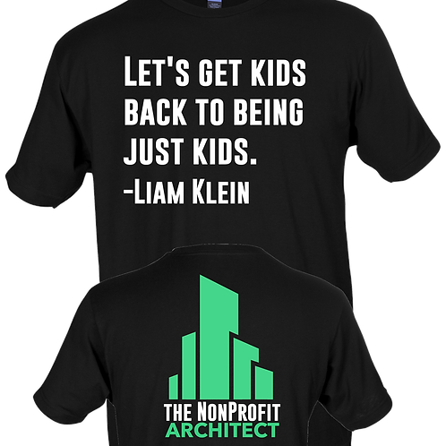Let's Get Kids Back To Being Kids.