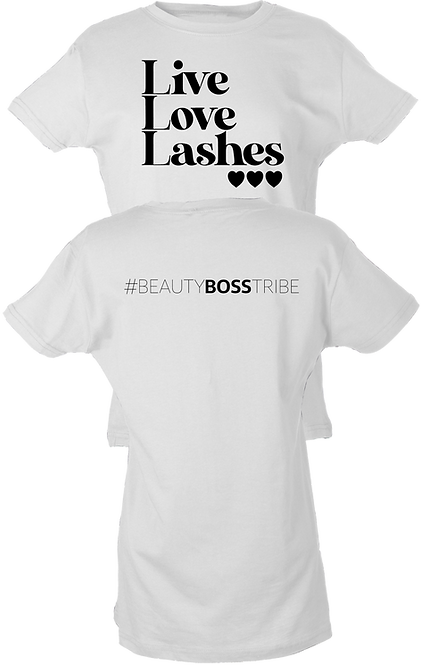 LIVE LOVE LASHES 3