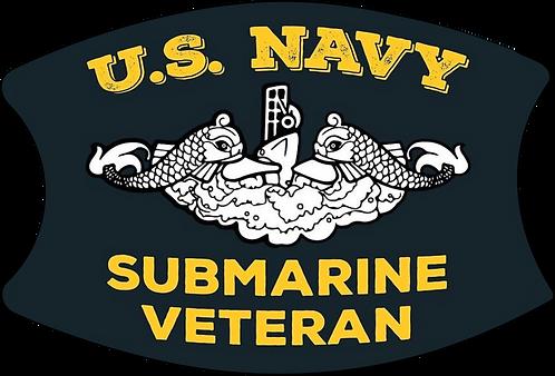 U.S. Navy Submarine Veteran