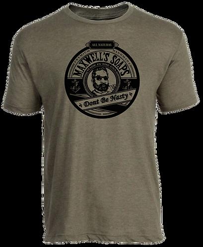 Maxwells Soaps Logo Shirt