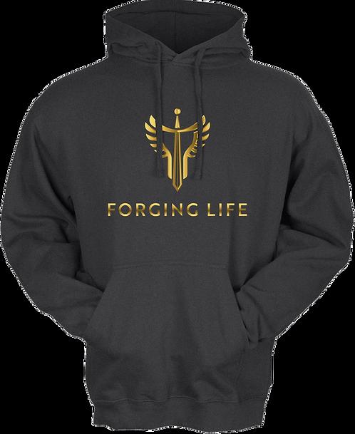FORGING LIFE - HOODIE GOLD
