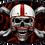 Thumbnail: Huskers Skull & Cross Bones
