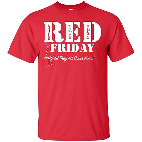 R.E.D. Friday