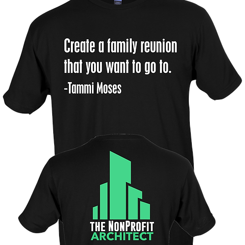 Create A Family Reunion That You Want To Go To