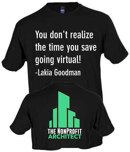 You don't realize the time you save going virtual!