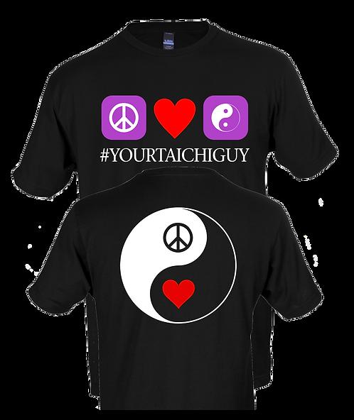 Your Tai Chi Guy Logo Shirt