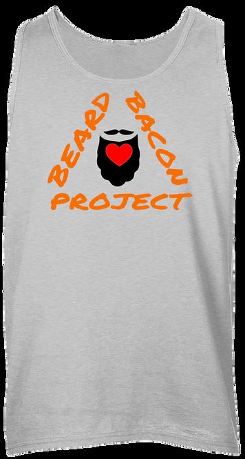 Beard Love Bacon Project - Mens Logo Tank