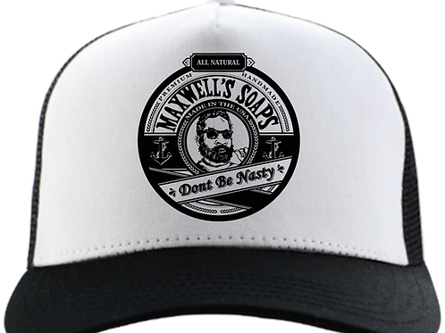MAXWELL'S SOAP - HAT